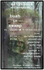bush-in-swamp